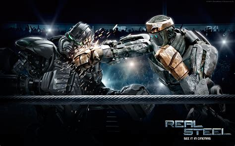 film robot ze stali real steel ganesh s blog