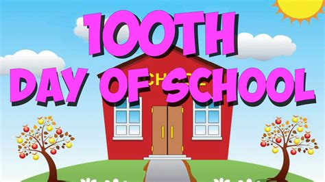 100th day of school song count to 100