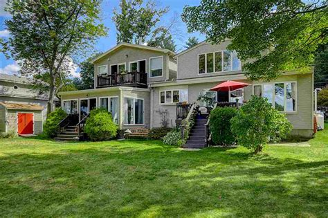 nh lakes region waterfront properties homes for sale