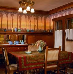 arts and crafts dining room dining room arts and crafts interiors pinterest