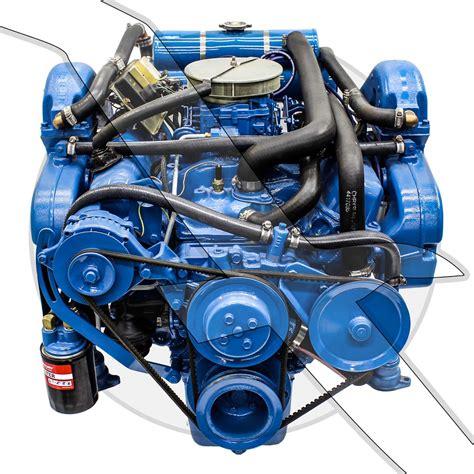 Chrysler Marine 318 by 5 2l 318ci Chrysler Inboard Engine Freshwater Cooled
