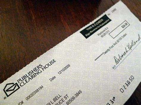 Sweepstakes Clearinghouse Merchandise - publishers clearing house settles deceptive advertisment claim
