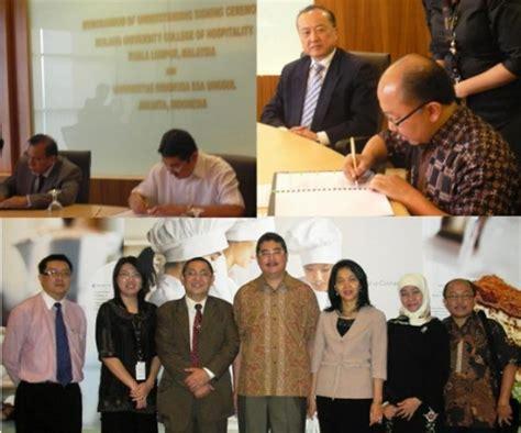 Ir Mba by Dr Ir Arief Kusuma Among Pradja Mba Penandatangan Mou