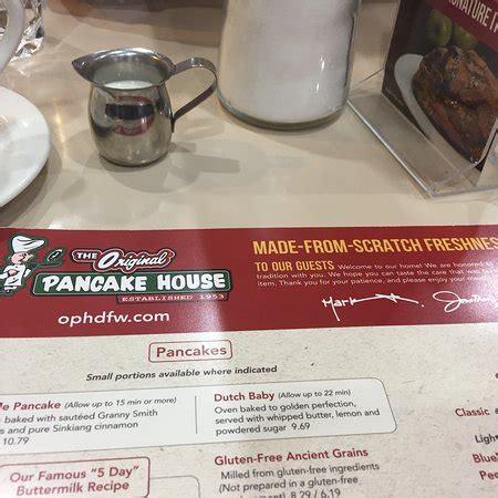 original pancake house plano the original pancake house plano 2301 central expy restaurant reviews phone