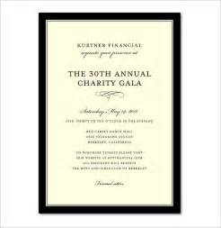 formal invitation template invitation template 37 free printable word pdf psd