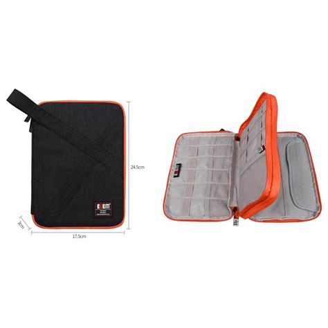 Bubm Tas Gadget Organizer 9sbr Original bubm tas gadget organizer dip d original black