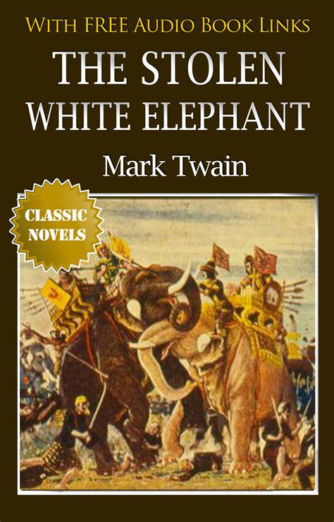 the of an elephant classic reprint books 17 quot the stolen white elephant quot books found
