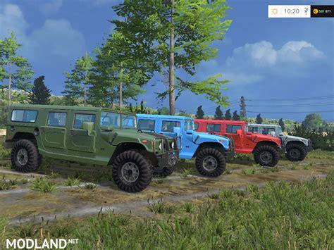 H1 Ls by Hummer H1 Alpha Mod For Farming Simulator 2015 15 Fs