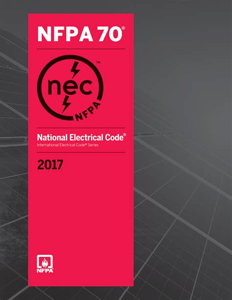 national electrical code 2017 2017 nec national electrical code handbook