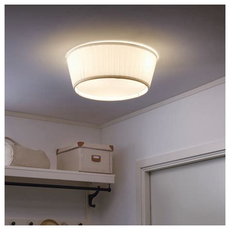 197 Rstid Ceiling L White 46 Cm Ikea Ikea Kitchen Ceiling Lights