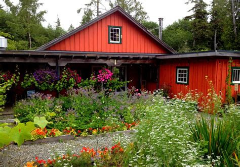 Tourism Tofino Recognizes The Tofino Botanical Gardens In Botanical Gardens Tofino