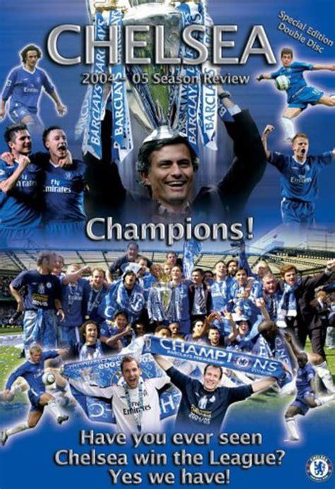 Dvd Chelsea The The Goals The chelsea fc season review 2004 05 2005 mtflix