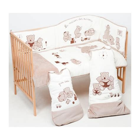 Tour De Lit Bebe Winnie L Ourson by Tour De Lit Ourson Chic Les Chatounets