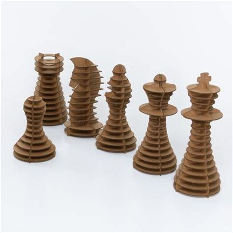 chess piece designs 17 best images about modern chess design on pinterest