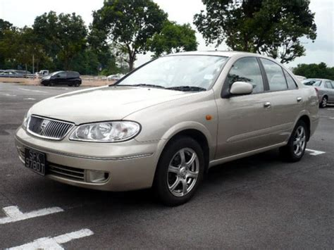 nissan sunny 2004 2004 nissan sunny pictures