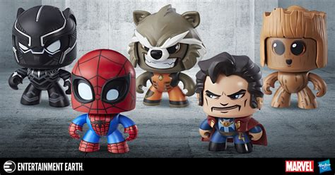 Mighty Muggs Marvel suit up with the marvel mighty muggs wave 2
