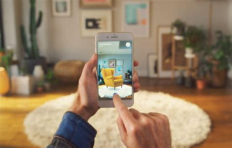 The Place App Ikea S Place App For Ios Previews Furniture In Your Home