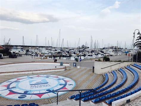 porto turistico pescara bandiera 2018 al porto turistico marina di pescara