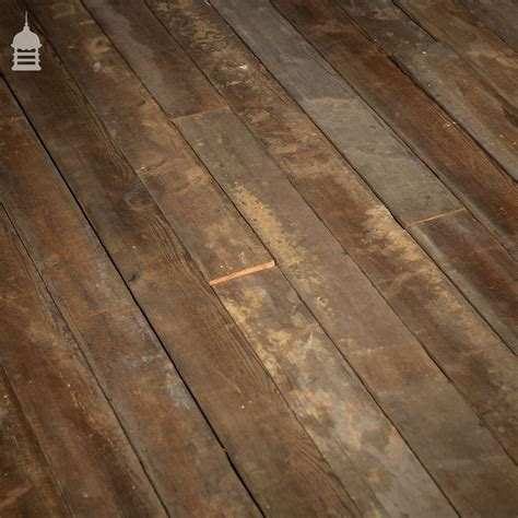 4 189 quot wide oxidised wall cladding floor boards cut from reclaimed joists