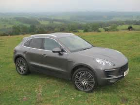 Porsche Macan S Review Porsche Macan S Diesel Road Test Report And Review