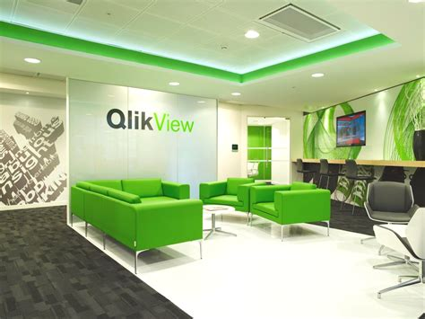 Interior Decorating Business Contemporary Office Design Qliktech England 171 Adelto Adelto