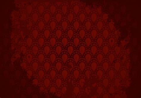 elegant batik wallpaper maroon background pattern vector download free vector