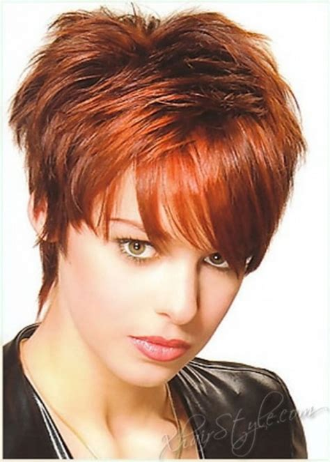short spiked hair for older women short spikey hairstyles for women over 50