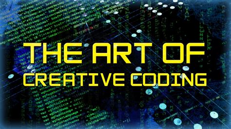 the art of creative the art of creative coding off book pbs digital studios youtube