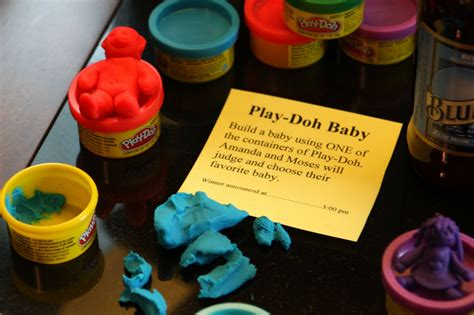 play doh bridal shower sarcasm 101 the rubyspikes guide to hosting a baby shower