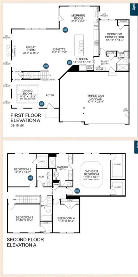 homes floor plans venice