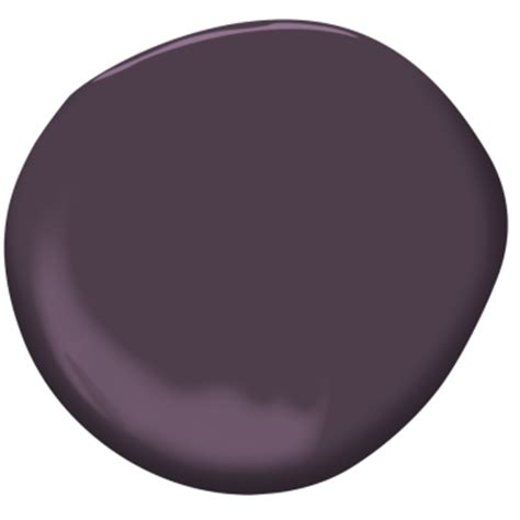 benjamin moore black black raspberry 2072 20 benjamin moore