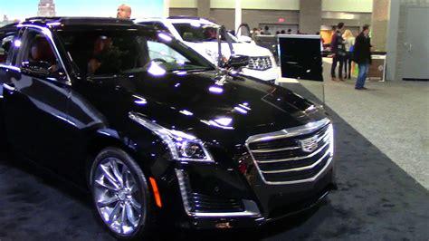 cadillac dc cadillac 2018 cts sedan washington dc auto show 2017