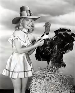 Weird vintage thanksgiving pinups bro my god the funniest online