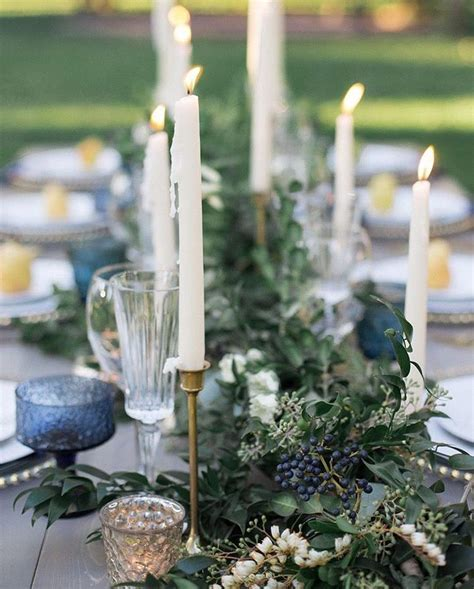 Dusty Blue Wedding decor   DUSTY BLUE & GREY WEDDING THEME