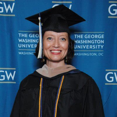 Mba In Environmental Management George Washington by Alumni Us The George Washington School Of