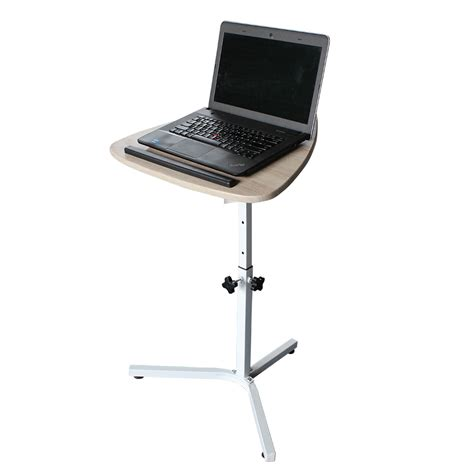 Adjustable Height Laptop Desk U S Uk Shipping 2015 Simple Laptop Desk Color Height Adjustable Computer Table Stand