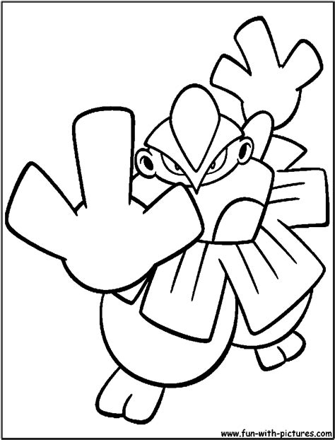 pokemon coloring pages sawk fighting pokemon coloring pages free printable colouring