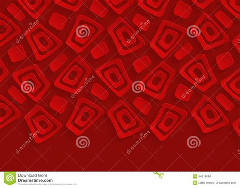 geometric pattern paper red geometric pattern paper abstract background stock