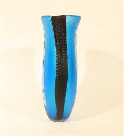 Cool Glass Vases by Unique Murano Glass Vase Murrine Battuto Modernism