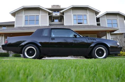 1987 buick regal gnx specs 1987 buick grand national gnx images specifications and