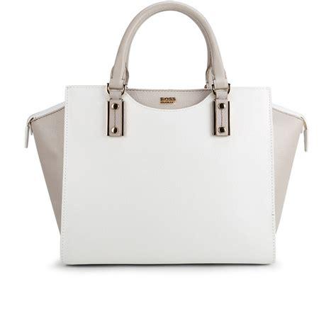 Totte Bag Maika Elun hugo maika printed leather wing tote bag free uk delivery 163 50