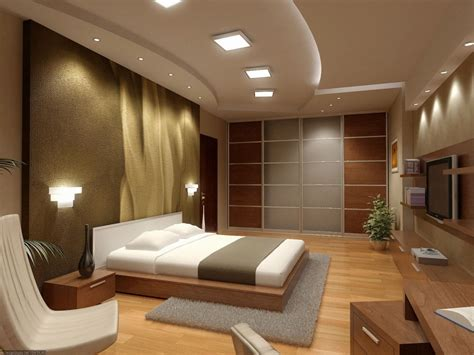design room 3d online free with modern wooden and lcd tv