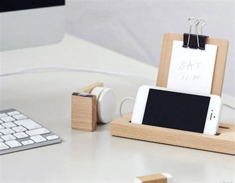 accessoire bureau design accessoires bureau design bois