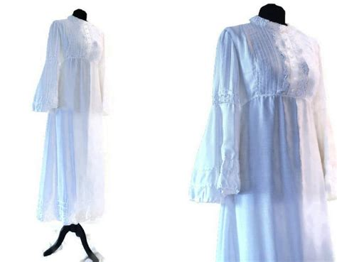 1970 s wedding dress size 8 just vintage clothing co