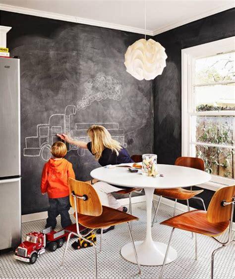 Blackboard Dining Room Decorating Ideas My Desired Home Blackboard For Room