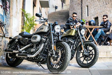 Harley Davidson Hd 6308 Silver essai harley davidson roadster
