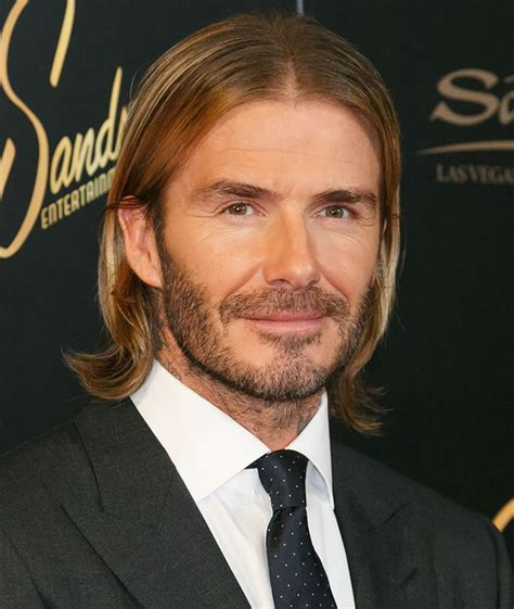 what hair colour is used by david beckham beckham s hairstyles hairstyles