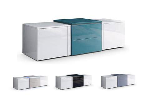 Meuble Bas Design by Meuble Tv Bas Design Floride Cbc Meubles