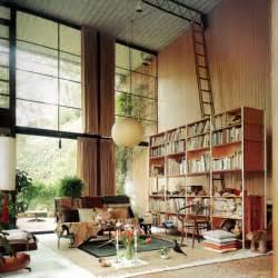 inside the eames house oen