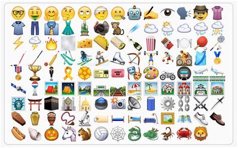 Emoji Baru Iphone | emoji baru hadir untuk pengguna iphone